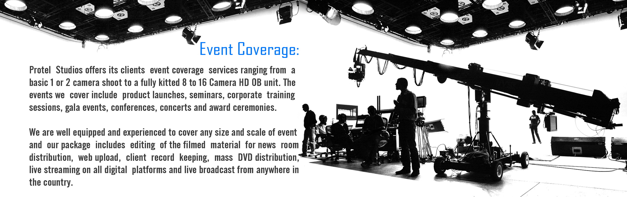 Event Coverage X